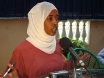Campaigner for Somali women in media