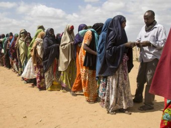 Women reporting abuse in Somalia without persecution