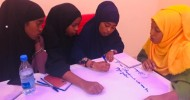 SOMWA Hosts Training Workshop For Journalists On Election Reporting In Baidoa.