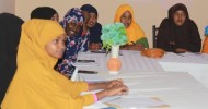 SOMWA helds one-day election reporting workshop in Baidoa.