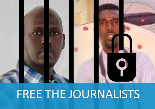 SOMWA demands the release of journalists in Somalia during the Ramadan