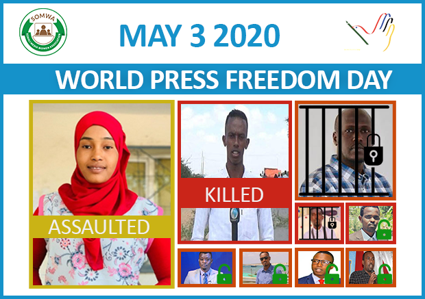 SOMWA' S MESSAGE ON WORLD PRESS FREEDOM DAY (JOURNALISM WITHOUT FEAR OR FAVOUR)