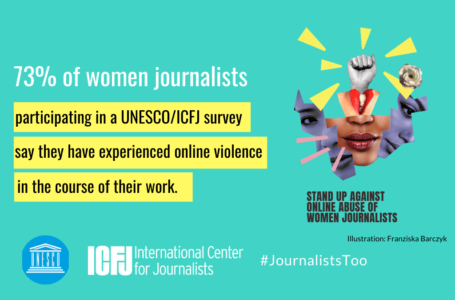 New Research: Alarming Evidence of Online Attacks on Women Journalists Leading to 'Real World' Violence